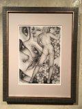 城景都『 語り 』〜巨樹の摂理〜 版画作品